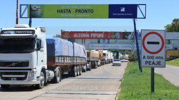 transporte de carga: los costos subieron 5,5%