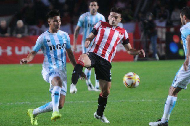 Racing debutó en la Copa de la Superliga con un empate