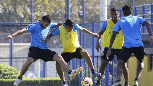 Plan B. Boca presentará un equipo alternativo en Mendoza.