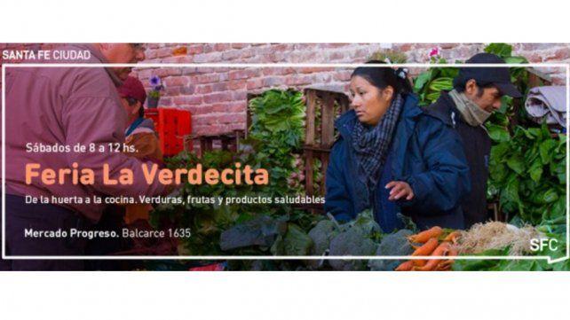 La Verdecita en el Mercado Progreso