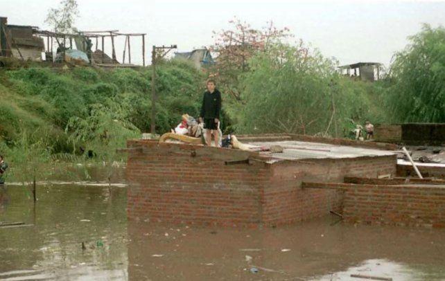 A 16 años de la peor inundación de Santa Fe