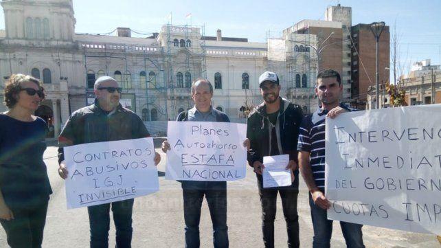 Ahorristas autoconvocados de Entre Ríos piden una ley que transparente los planes de ahorro de 0KM