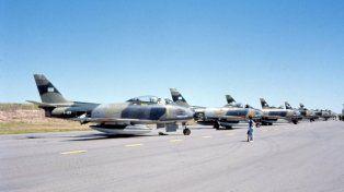Se cumple un aniversario más del bautismo de fuego de la Fuerza Aérea