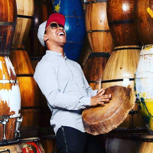 Mañana. El referente del candombe uruguayo