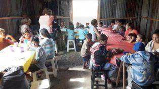 En Concepción crece el número de chicos en los comedores comunitarios barriales