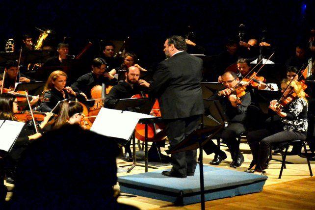 La Sinfónica de Entre Ríos recibe el premio Konex como Mejor orquesta de la década
