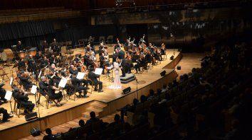 la sinfonica de entre rios recibe el premio konex como mejor orquesta de la decada