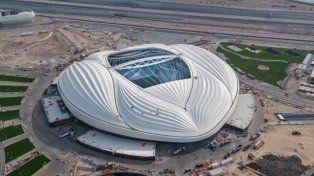 Qatar finalizó con la construcción de segundo estadio para el Mundial 2022