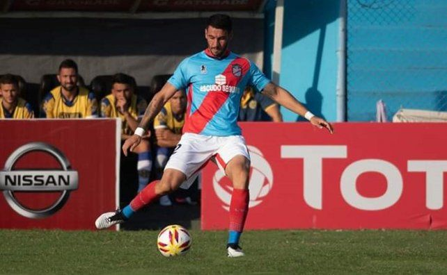 Pieza clave. Fabio Pereyra disputó 24 de los 25 partidos que afrontó Arsenal para dar el salto de categoría. Solo estuvo ausente un juego por suspensión.