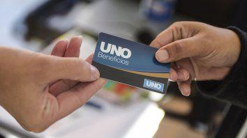 con tu tarjeta de beneficios uno accede a descuentos, pases libres y promociones