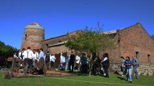 Patrimonio histórico. El Molino Forclaz en Colón.