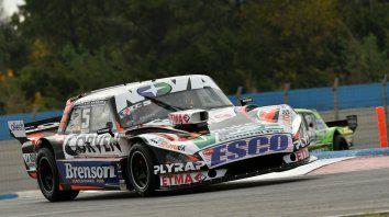 Matías Rossi es el gran candidato a quedarse con la carrera