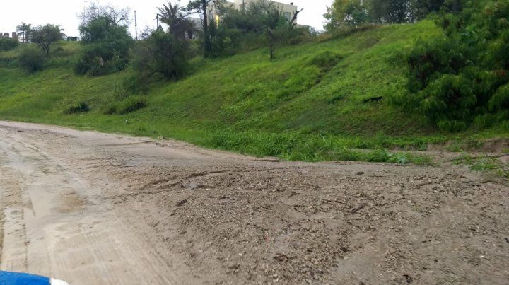 Temporal golpeó la costa del Paraná y alrededores