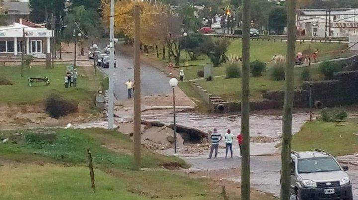Valle María. Calzada Puente Arroyo Crespo