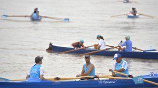 El Remero prepara su fiesta en el río Paraná