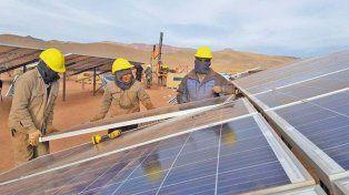 La planta solar más grande de Sudamérica se emplaza en medio de la Puna jujeña