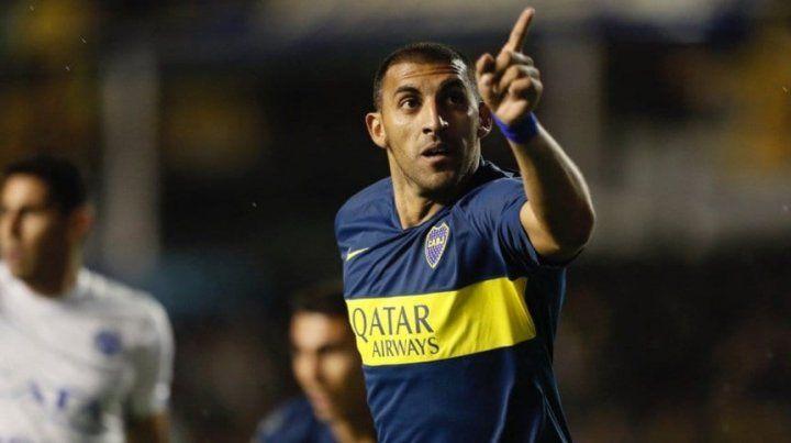 Ábila marcó dos goles.
