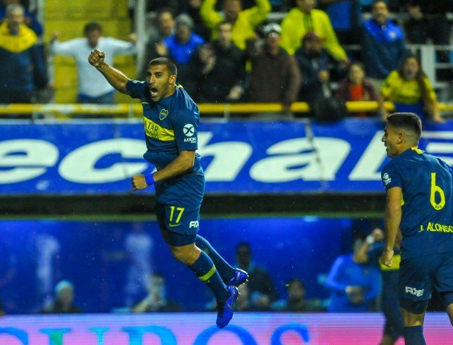 Boca venció a Godoy Cruz y se metió a cuartos de final