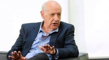 lavagna: no voy a participar de una estructura ligada solamente al pj