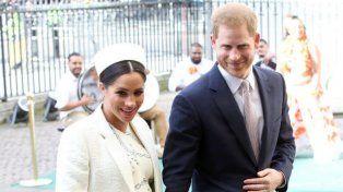 Nació el hijo de Meghan Markle y el Príncipe Harry