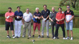 Un torneo de golf con matices diferentes y gran expectativa
