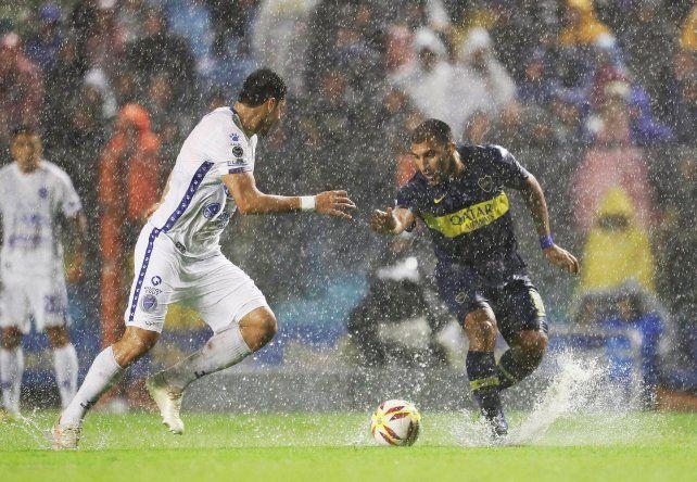 Boca se medirá con Vélez.