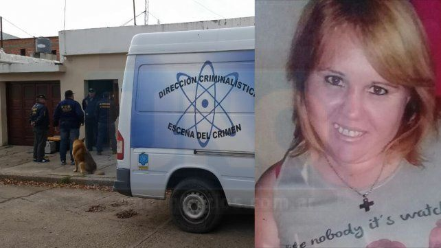 Allanan la vivienda de un sospechoso del femicidio de Jéssica Do Santos