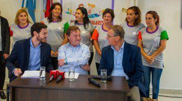 destinan nuevos recursos economicos para el fondo de promocion y desarrollo de la primera infancia