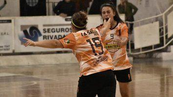 victorias de la salle, mariano moreno y filial river en el nacional de futsal