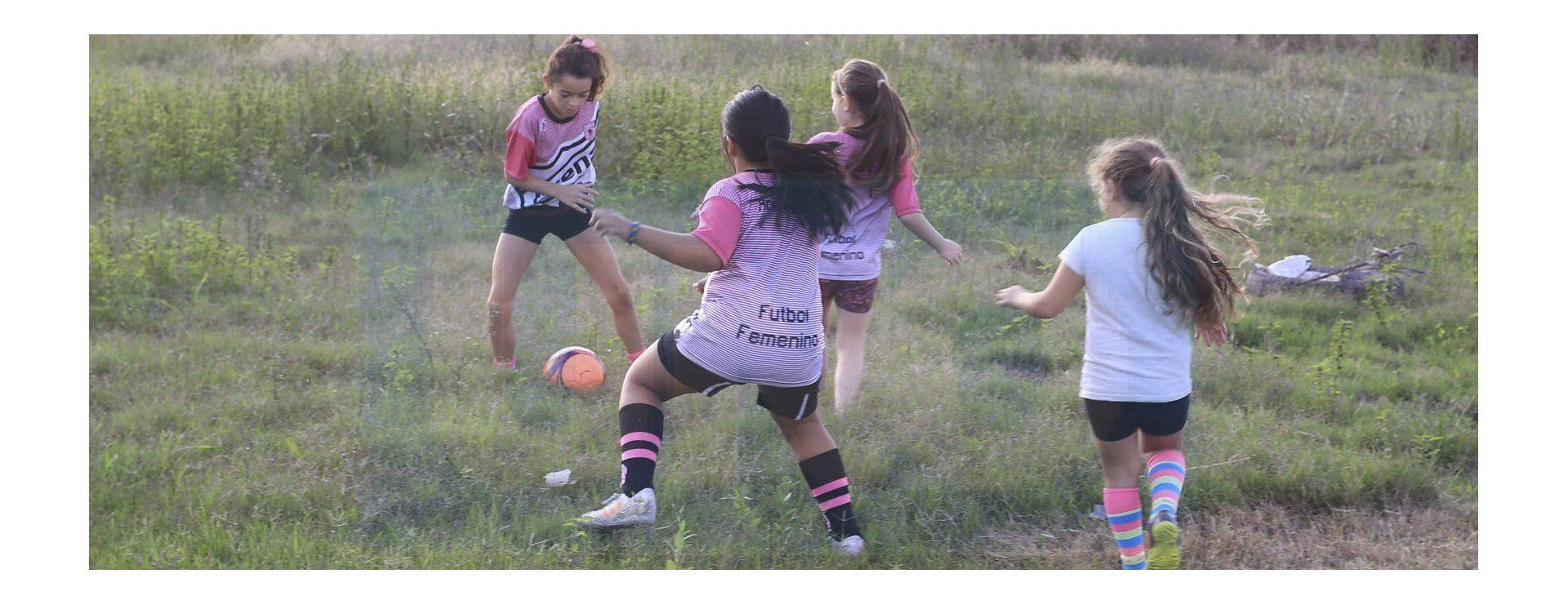 Las chicas de Arenas ya juegan en su casa