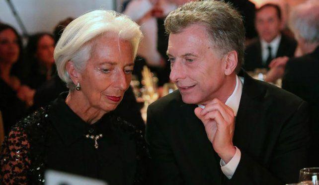 Llega una misión del FMI a revisar las cuentas de Argentina