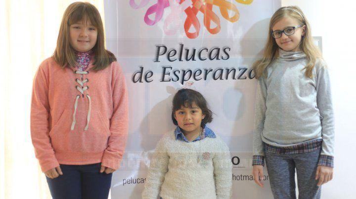 Pelucas de Esperanza tiene filiales también en Hasenkamp y Crespo