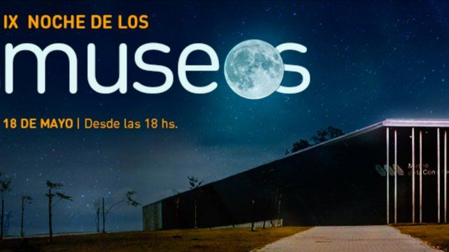 IX Noche de los Museos: Santa Fe se enciende hasta la medianoche