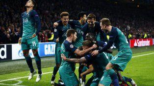 El Tottenham de Pochettino llegó a la final de la Champions