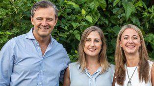 Desestimada. Ruberto (al medio) podrá seguir participando de la lista a concejales de Bahl.