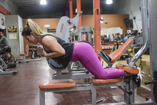 Llegó el momento de entrenar en Mega Force Gym con Beneficios UNO