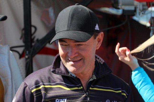 Show aparte. La presencia del dos veces campeón del TC en Concordia será un estímulo más.