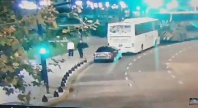 VIDEO: Así fue el ataque contra Yadón y Olivares