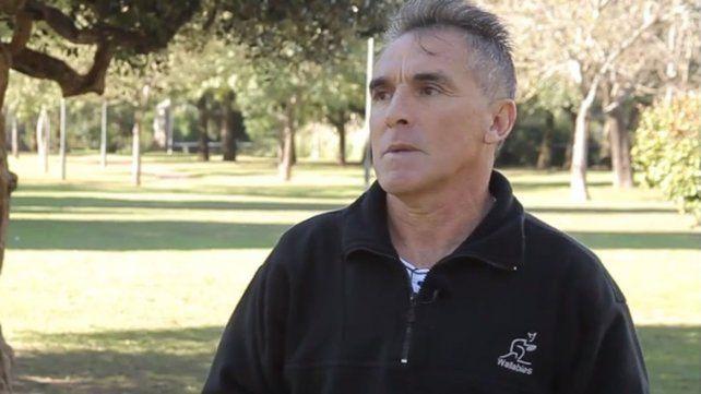 El entrerriano Roque Alfaro internado en grave estado