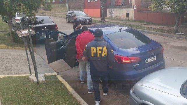 35 allanamientos para desbaratar banda narco que operaba en Concordia y Paraná