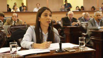 diputada le recordo a solanas que voto a favor de la impunidad y de las cajas