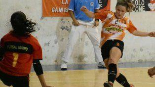 Las chicas de Paraná ganaron.