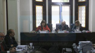 Interrogantes. El Tribunal preguntó al testigo sobre diversos aspectos de la investigación que encabezó.