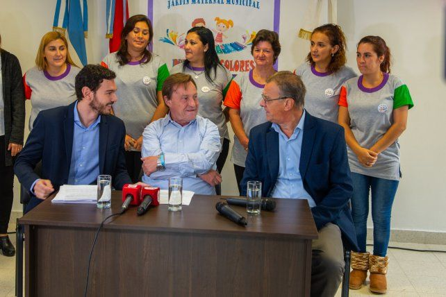 La Municipalidad destina nuevos recursos económicos para el Fondo de Promoción y Desarrollo de la Primera Infancia
