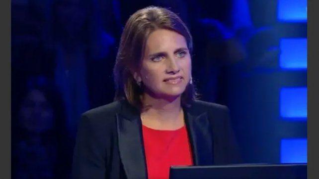 Marina Simian habló con 97.1 La Red Paraná antes de ser recibida por Macri