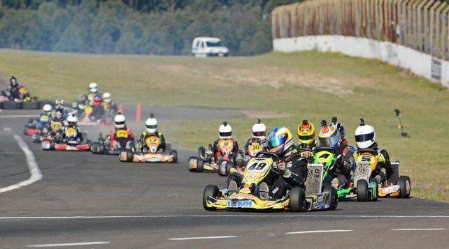Presencia. El Gurí Martínez será parte de la actividad y marcará el regreso a las pistas.