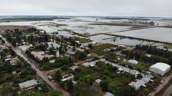 chaco: sigue el drama de las inundaciones y el pronostico es poco alentador
