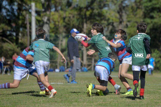 El Quincho respiró rugby