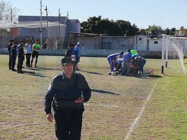 Jornada accidentada con varios heridos en el torneo de la LPF
