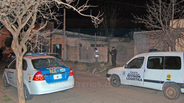 Concordia: Mataron a un joven al golpearlo con un adoquín en el pecho